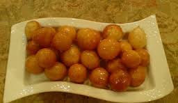 الزلابية  بالفيديو للشيف أحمد القاضى  dumplings recipe