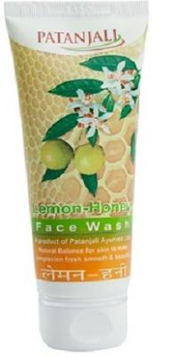 Patanjali Lemon Honey Face Wash (Patanjali products)
