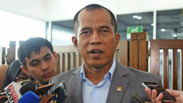 Abdul Kharis Almasyhari Berduka Atas Wafatnya KaBIN Papua dan Awak KRI Nanggala 402