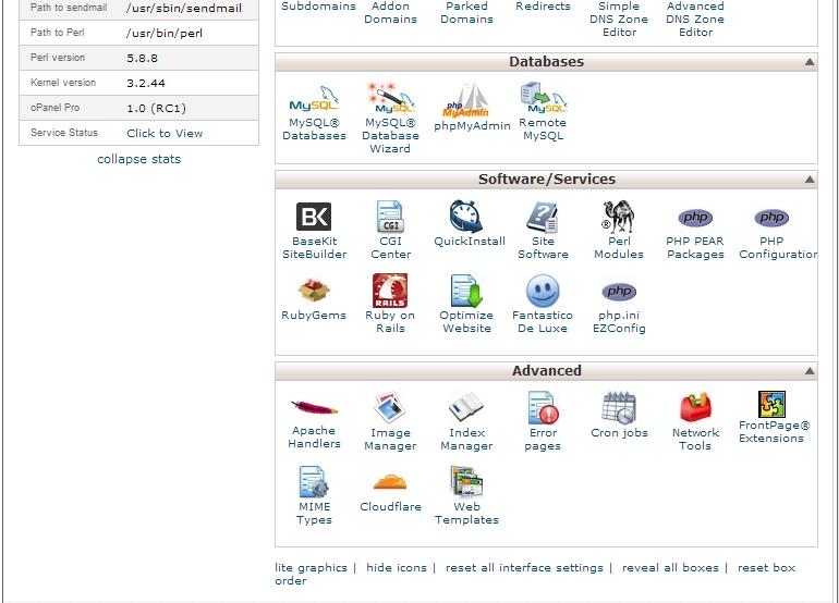 Cpanel Cara Install WordPress di hosting