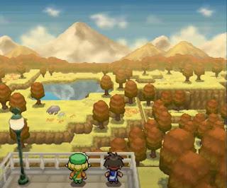 Pokemon Negro Absoluto para NDS Vistas Region Teselia Unova