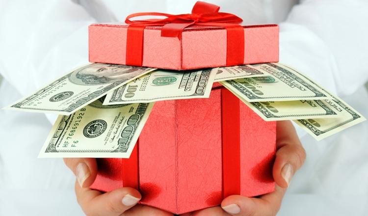 Como pedir dinheiro no convite