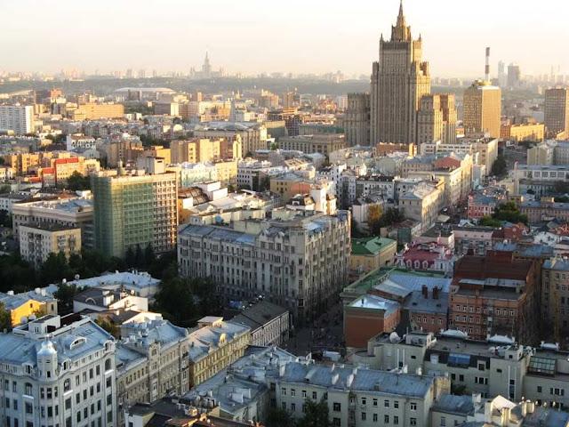 Fotos de Moscou - Rússia