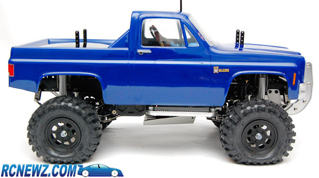 Tamiya High Lift chevy