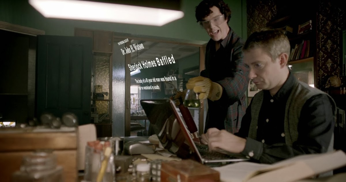 Sherlock Homes Essay