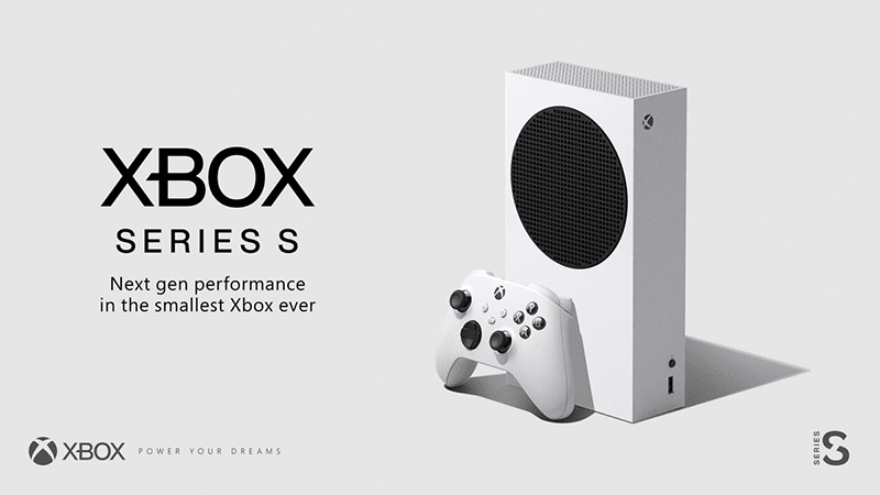 Xbox Series S now official after leaks, starts at USD 299es S now official after leaks, starts at USD 299