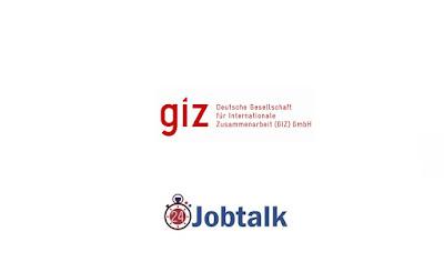 GIZ Egypt internship  تدريب في الوكالة الألمانية للتعاون الدولي