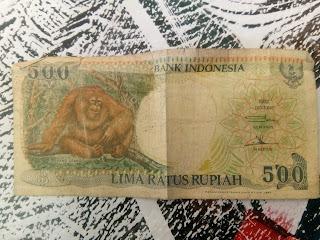 Uang monyet 1992