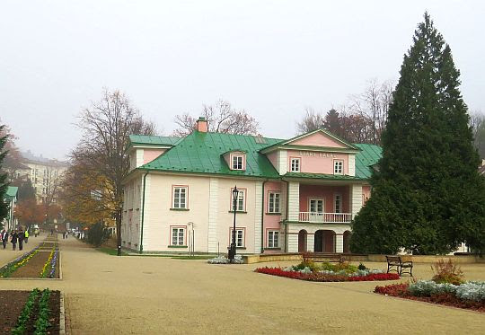 Stary Pałac.