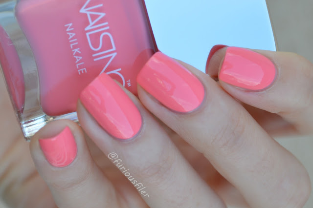 NAILS INC MARYLEBONE HIGH STREET SWATCH
