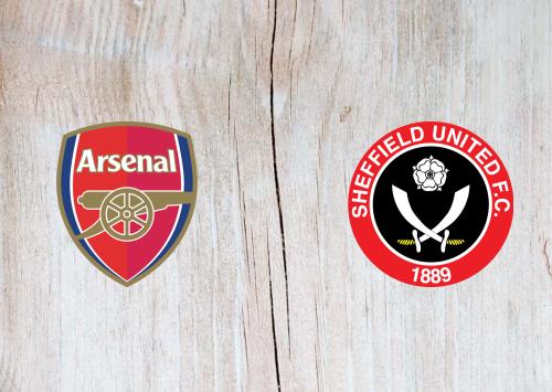 Arsenal vs Sheffield United Full Match & Highlights 18 January 2020