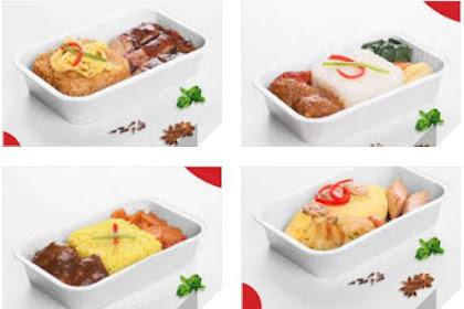 Sedia Pre Book Makanan, Pesan Makanan Online di Pesawat Lion Air saat Membeli Tiket Pasti Lebih Murah