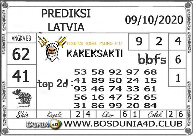 Prediksi Togel LATVIA DUNIA4D 09 OKTOBER 2020