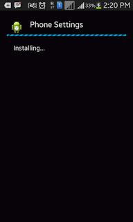 Phone Settings SmartphoneLogs Memata-Matai HP Pacar Di Android