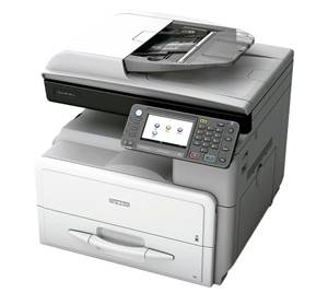 Ricoh Sp 210su Multifunction Laser Printer Driver For Windows 7