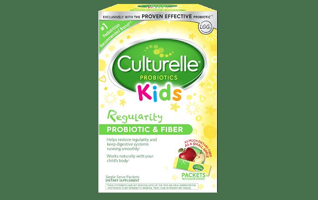 Possible FREE Culturelle Kids Regularity Probiotic & Fiber