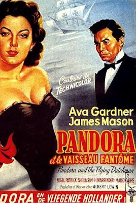 Pandora y el Holandes Errante [1950] - Descarga cine clasico, Descargar Peliculas Clasicas, Cine Clasico Online