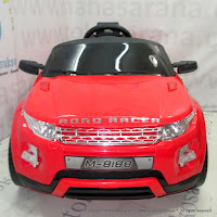 Mobil Mainan Aki PMB M8188 Road Race