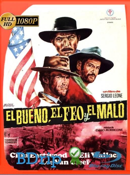 El Bueno, El Feo y El Malo (1966) BDRip 1080p Latino [GoogleDrive] Ivan092