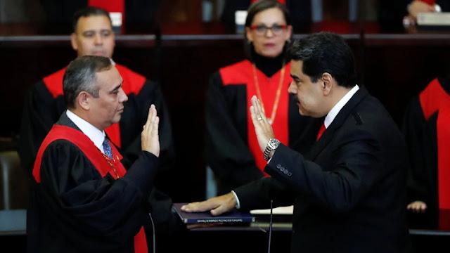 Suiza anunció nuevas sanciones contra el régimen de Maduro por violaciones a los DDHH