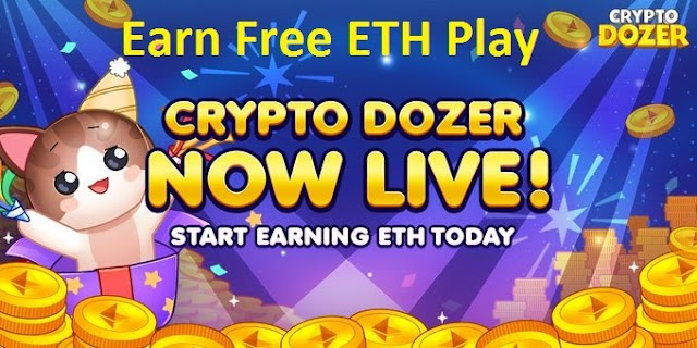 Play Game Earn ETH