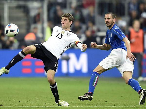 Calcio. Euro 2016: questa sera a Bourdeaux il quarto di finale tra Italia e Germania