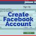New Facebook Account Create
