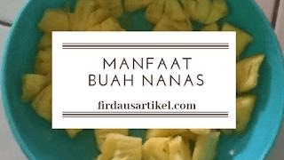 Manfaat buah nanas bagi kesehatan tubuh