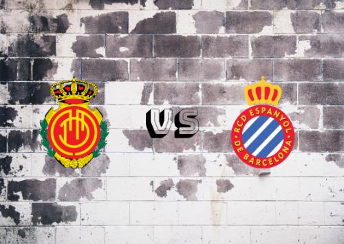 Mallorca vs Espanyol  Resumen