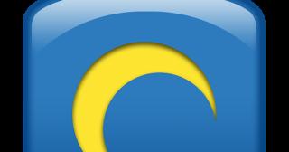 تحميل برنامج الهلال لفتح المواقع المحجوبة مجانا