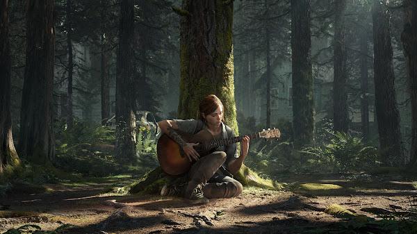 Patch para a PlayStation®5 de The Last of Us Parte II já está disponível