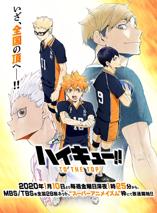 Descargar Haikyuu!!: To the Top Temporada 4 [03 - 25][Sub Español][MEGA] HDL]