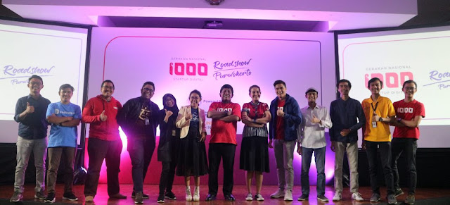 1000 startup purwokerto
