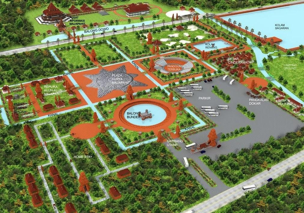 Sejarah Situs Trowulan Mojokerto