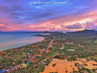 Koh Samui, Thailand daily weather update; 8th December, 2016