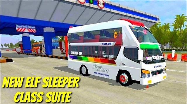 Mod Bussid Elf