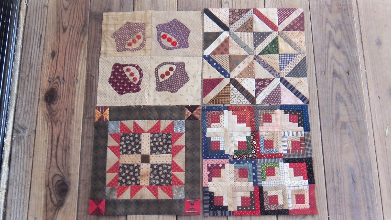 Common Threads.....blocks 9-12