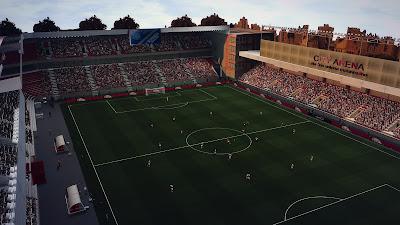 PES 2021 Stadium Anton Malatinský