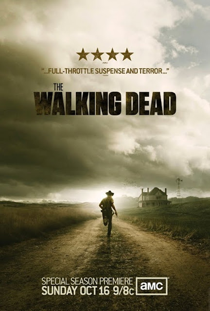 Poster serie The Walking Dead