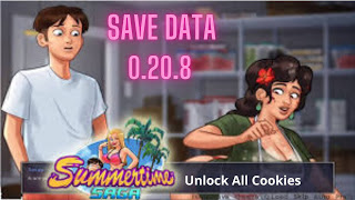 Summertime saga 0.20.8 Save data | Download Summertime Saga 0.20.8 Save File