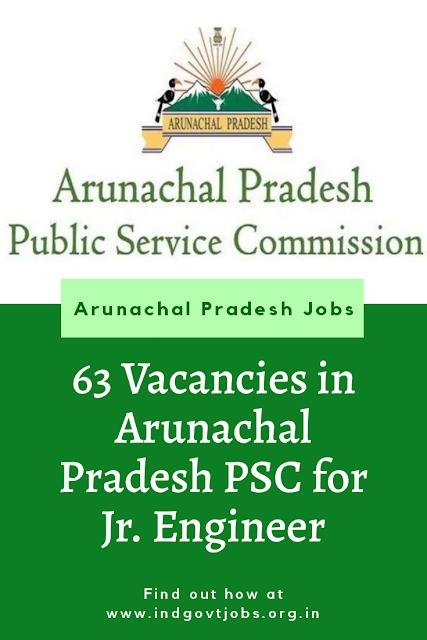 Arunachal Pradesh Job