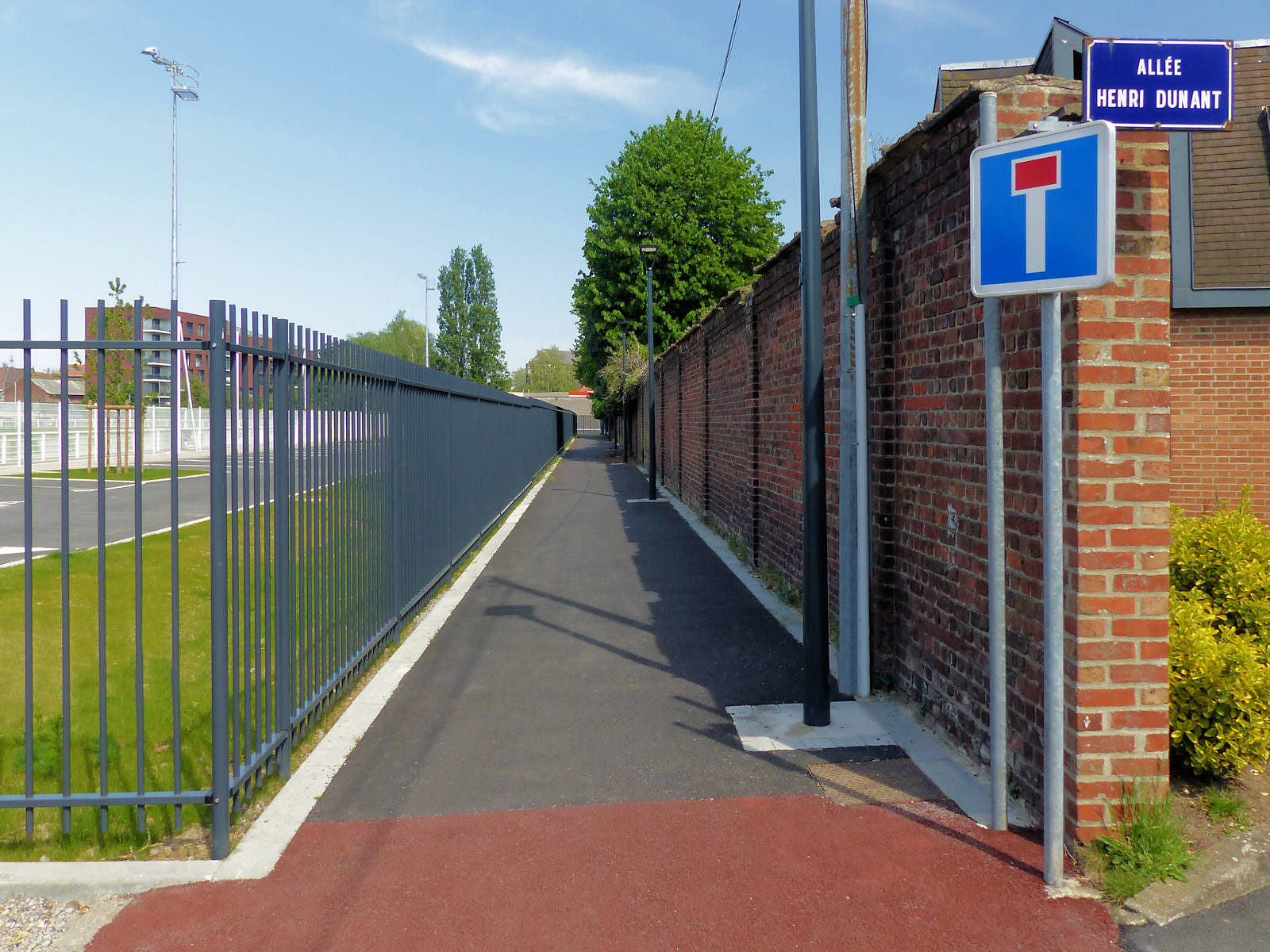 Chemin Melbourne, Tourcoing 2020