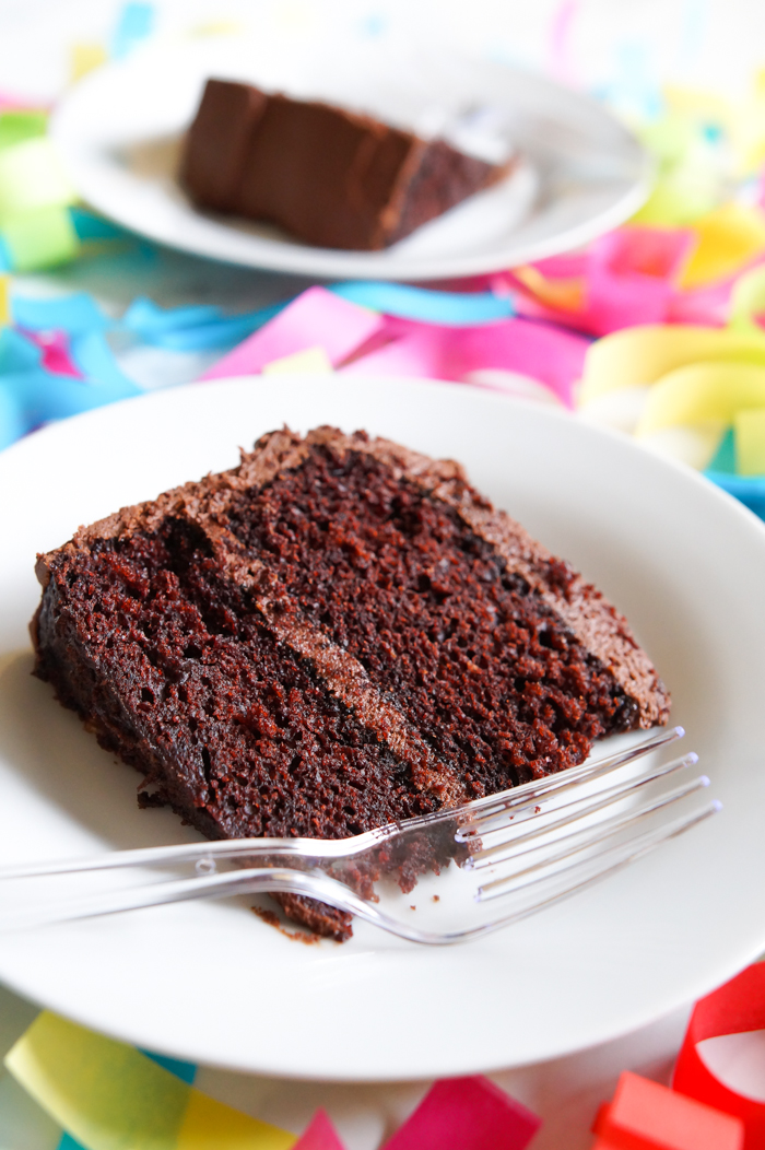 favorite chocolate cake