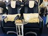 Review: South African Airways SA204 Business Class A340 New York JFK to Johannesburg JNB