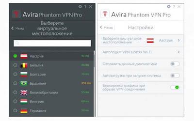 Avira Phantom VPN Pro Repack