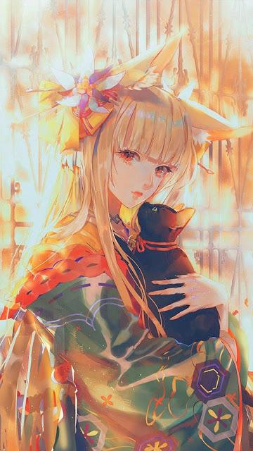 girl anime whatsapp dp girl anime wallpaper girl anime fire