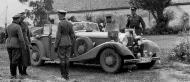 A New Dark Age Is Dawning: Le Cabriolet D'Hermann Goering
