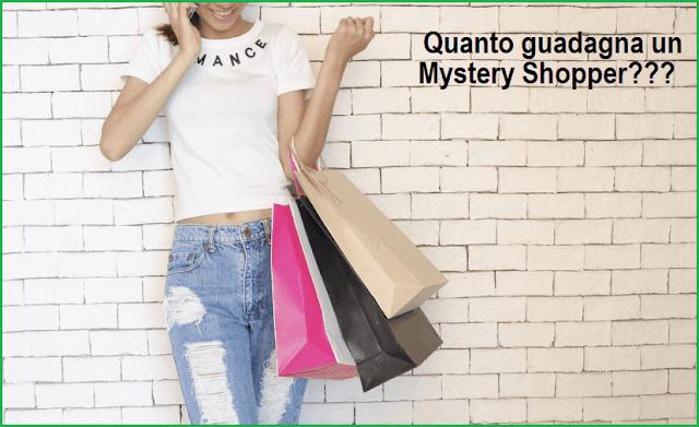 Quanto guadagna un Mystery Shopper e come essere un Mystery Client