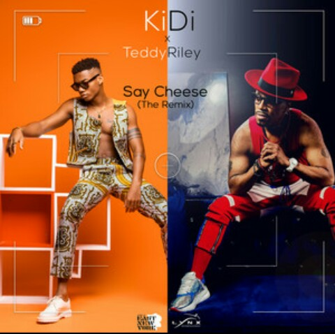 KiDi 'Say Cheese Remix' ft Teddy Riley Mp3 Download
