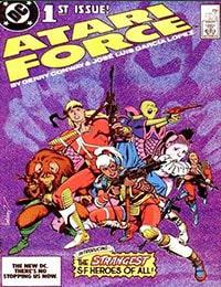 Read Atari Force (1984) comic online